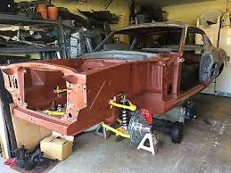 67 mustang suspension tci cars for sale