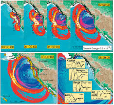 Washington State Earthquake Map by This Simulation Shows How The Next Cascadia Megaquake Will