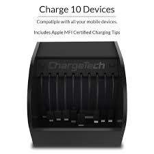 How To Make A Charging Station Cell Phone Charging Station Chargetech