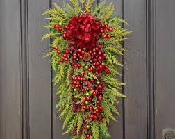 door wreath decorations designs by anextraordinarygift
