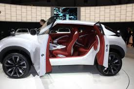 nissan crossover new nissan qazana crossover concept revelead at geneva it u0027s your