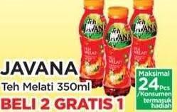 Teh Javana 350ml promo jsm harga javana minuman teh terbaru hemat id