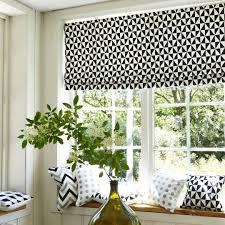 gray and white u pull it curtains ann curtain decor windows grey