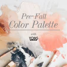 pre fall color palette with yoins chelsheaflo