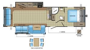 2018 jayco white hawk 31rl floor plan
