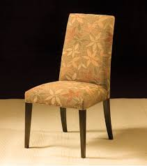 dining room chair covers pattern furniture chic parsons chairs for dining room furniture ideas