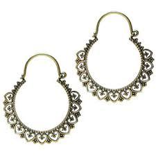 gipsy earrings hoop earrings earbrs043