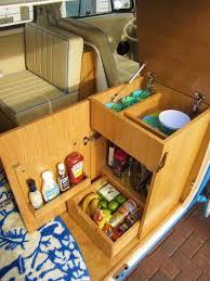 Caravan Interior Storage Solutions Image Result For Custom 70 U0027s Van Interior Star Trek 70s Vans