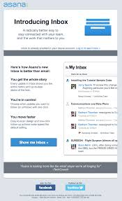 email examples for new features announcement betaout learning center