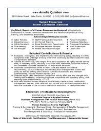 Senior Management Resume Templates 22 Sample Resumes For Upper Management Sample Resume And