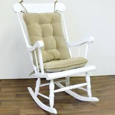 rocking chair cushion indoor glider rocking chair cushions