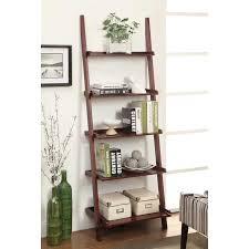 leaning shelf canada bookshelf inspiring leaning book shelf