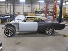 hellcat engine swap this hellcat swapped 1969 dodge charger is a muscle car fan u0027s