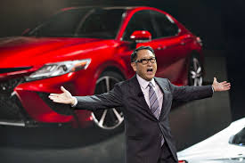 toyota international sales going on 80 toyota navigates u0027uncharted territory u0027 beset by