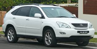 older lexus suvs lexus rx 350 u2013 snow white of automobiles