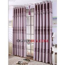 Purple Curtains Living Room Pictures Of Living Room Curtains In Purple Color With Striped