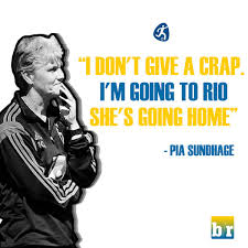 Hope Solo Memes - b r football on twitter swe coach pia sundhage doesn t give a
