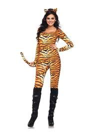 wild tigress costume leg avenue escapade uk