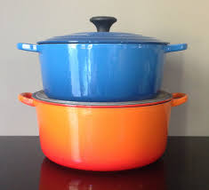 le creuset french oven styled to sparkle