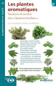 les herbes de cuisine les plantes aromatiques editions jouvence
