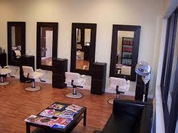 interior design of beauty parlour