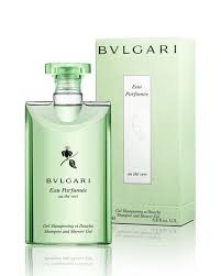 bvlgari eau parfumee au the vert bath shower gel