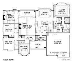 new house plan 2500 sq ft one level 4 bedroom house plans house plan four