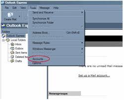 Microsoft Office Outlook Help Desk Set Up Microsoft Office Outlook Express For Email Tracking Lasso