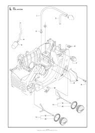 honda rancher fuel system diagram honda rancher 350 fuel line