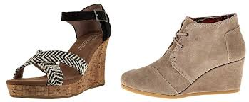 Most Comfortable Ankle Boots 10 Of The Most Comfortable Wedges For Travel 2017