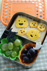 129 best halloween bentos images on pinterest halloween recipe