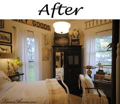 Small Bedroom Decorating Before And After Remodelaholic Farmhouse Bedroom Before And After