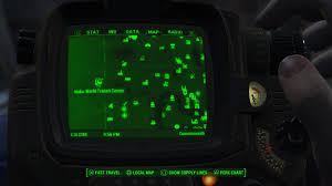 Fallout 3 Full Map Fallout 4 Nuka World Here U0027s How To Access The New Dlc Area