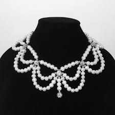 pearls swarovski crystals necklace images Royal highness pearl swarovski crystal necklace only yours jewelry jpg