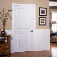 Solid Interior Door 2 Panel Solid Wood Interior Doors Interior Doors Ideas