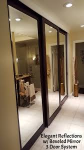 Mirror Closet Door Mirrored Closet Doors Interior Doors And Closets