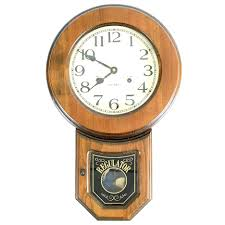 clock decorative oversized wall clocks reclaimed wood wall clock