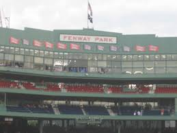 Fenway Park Seating Map Fenway Park Guide Itinerant Fan
