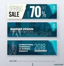 layout banner design banner template design presentation concept teal corporate