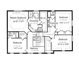 2 story floor plans bedroom story floor plan top four house plans modern 4 2 charvoo