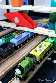 trains for train table 66 best wooden trains images on pinterest wooden train toy trains