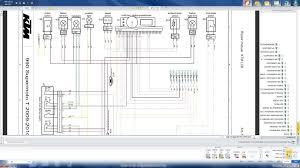 wiring colour codes ktm forum