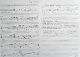 landscape writing paper the musical landscapes of sam richards little toller books exmoor landscape music1