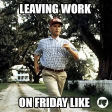 Friday Work Meme - 20 leaving work meme for wearied employees sayingimages com