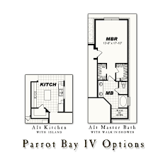 parrot bay iv new homes in fl whitworth builders