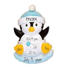baby boy toddler ornament my personalized ornaments