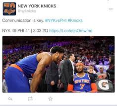 knicks post another unfortunate derrick rose tweet ny daily news