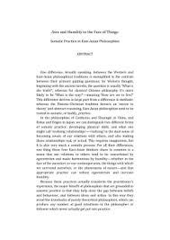 Visceral Somatic Reflex Viscerosomatic Reflexes A Review