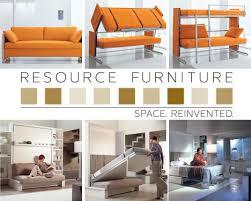 resource furniture 4 space saving transformers