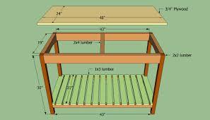 How To Build A Kitchen Island Table kitchen furniture how touild kitchen island designs youtube